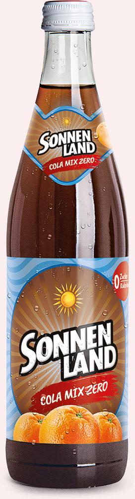 Cola Mix Zero