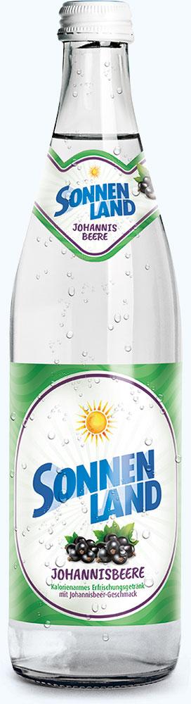 Tafelwasser Still Johannisbeere