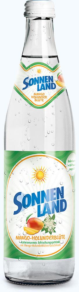 Tafelwasser Still Mango Holunder