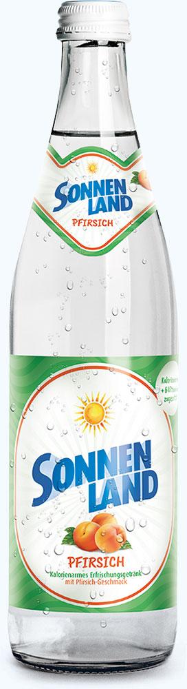 Tafelwasser Still Pfirsich